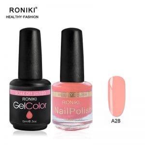 RONIKI Matching Gel & Nail Polish