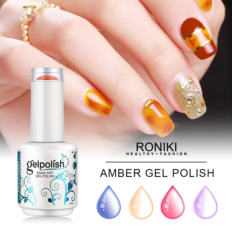 Roniki Forest Green Series Color Gel