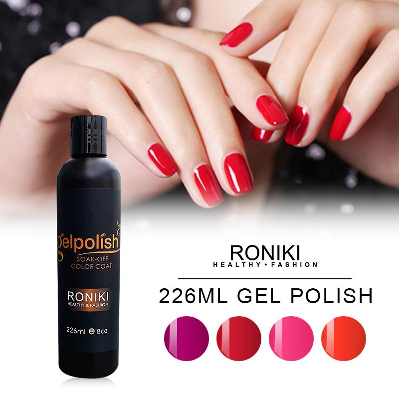 RONIKI 226ml Gel Polish