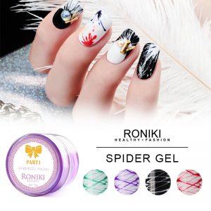 RONIKI Spider Gel