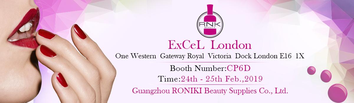 RONIKI Nail Gel Beauty Exhibition