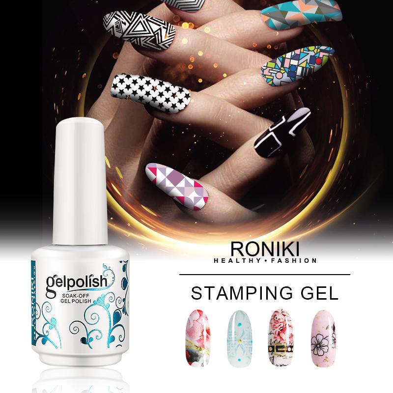 RONIKI Stamping Gel