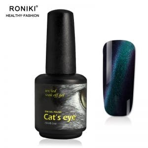 RONIKI 5D Cat's  Eye Gel