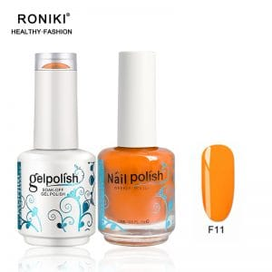 RONIKI Matching Gel & Nail Polish