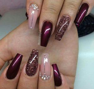 Colorful Nail polish gel