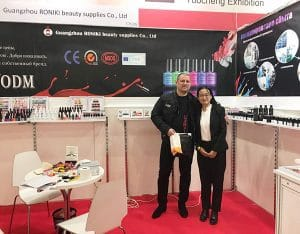 Nail Products EXHIBITION