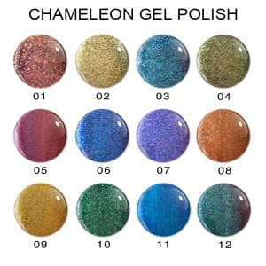 chameleon gel color chat