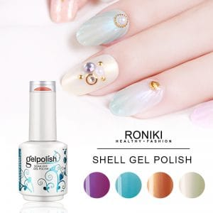RONIKI Mermaid Shell Gel