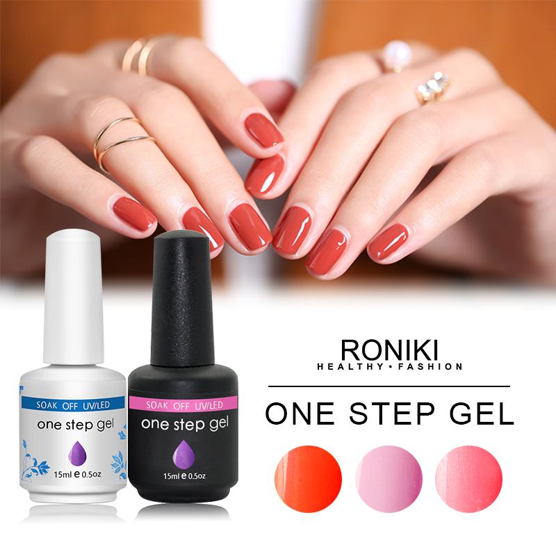 Roniki One Step Gel Polish