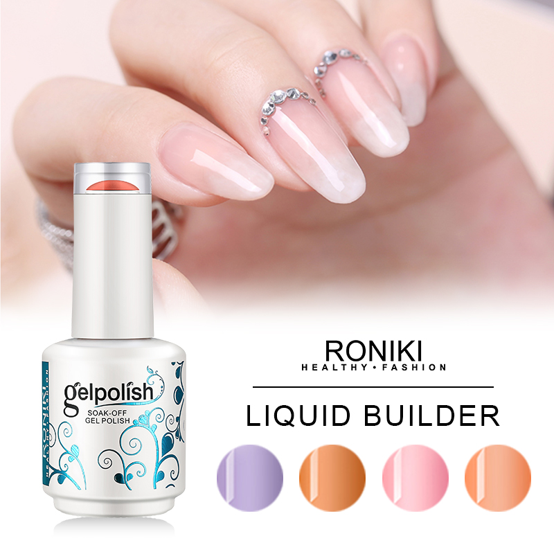 RONIKI Liquid Builder Color Gel