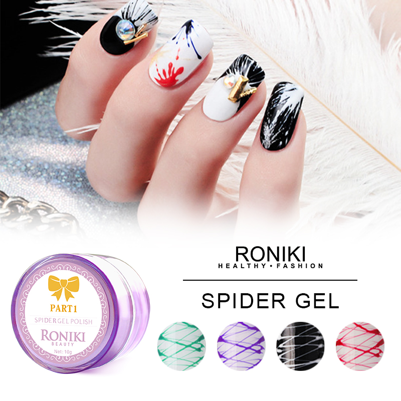 RONIKI Spider Gel