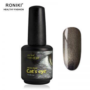 RONIKI Amber  Cat Eye Gel Polish