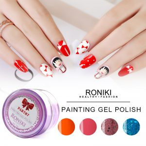 RONIKI Nail Painting Color Gel
