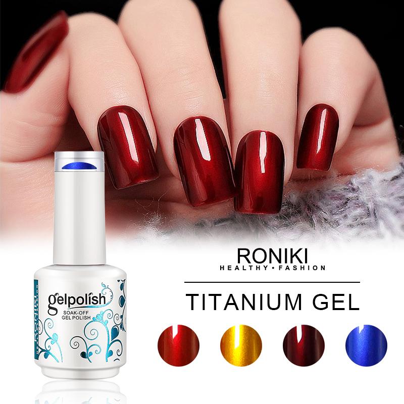 RONIKI Tatanium Gel Polish