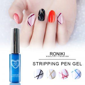RONIKI Line Pen Gel