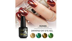 How to do cat eye manicure? Procedures for cat eye polish