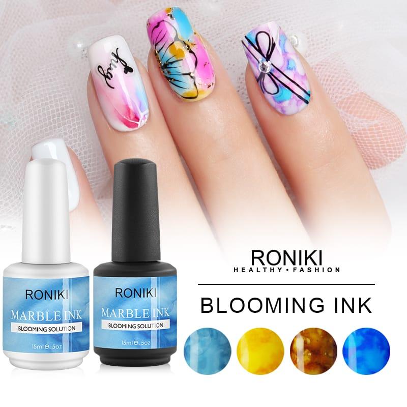 RONIKI Marble Ink