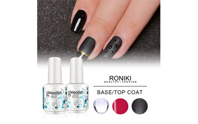 The gel polish manufacturer teaches you to know five kinds of nail polish