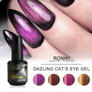 RONIKI Illusion Cat Eye Gel Polish