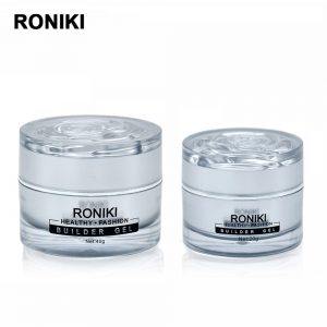 RONIKI Strong Adhesion Camouflage Thick Uv Builder 27 Colors Nail Gel Polish For Nails Extension
