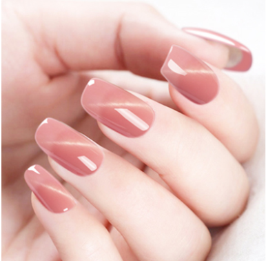 How To Do Cat Eye Gel Nails?